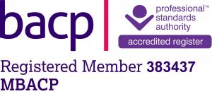 BACP Registered Member 383437