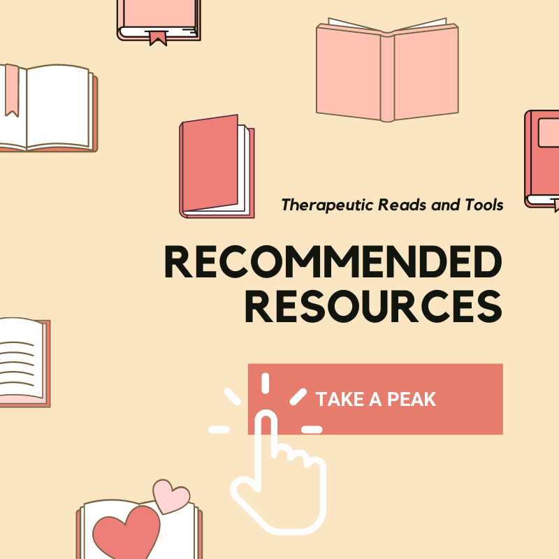 Recommended Resources | Take a peak